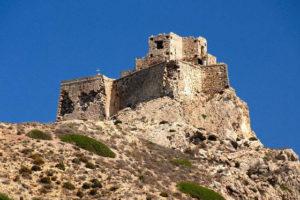 castello punta di troia marettimo