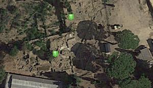 agora superiore e tempio di iside