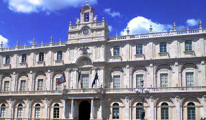 Palazzo dell'Università Catania