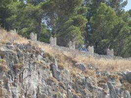 fortificazioni bizantine