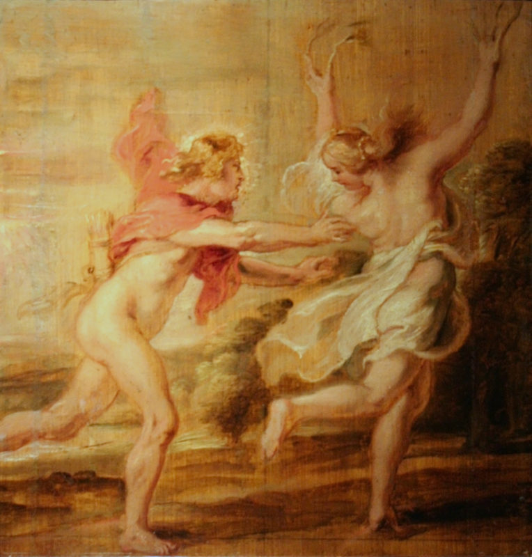 Dafni Peter_Paul_Rubens_-_Apollon_et_Daphné