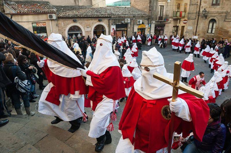 Processione del Venerdì Santo-Enna2