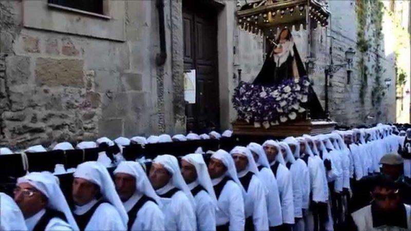 Processione del Venerdì Santo-Enna3