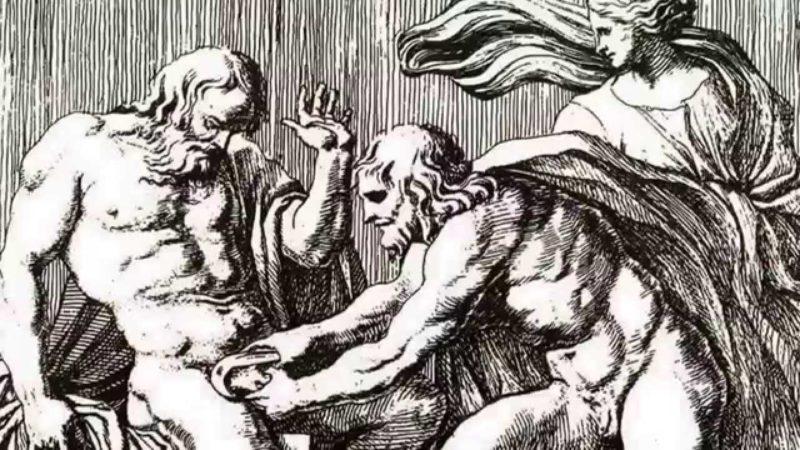 Kronos e Urano