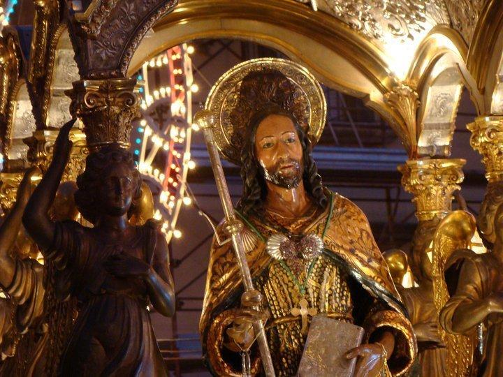 Festa di San Giacomo - Caltagirone